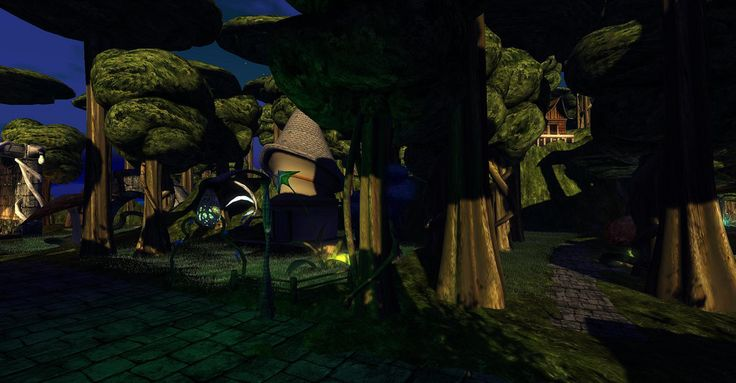 Fantasy Faire 2011 - Forest of Shadows_016