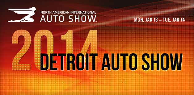 We obsessively covered the 2014 Detroit Auto Show - Autoblog