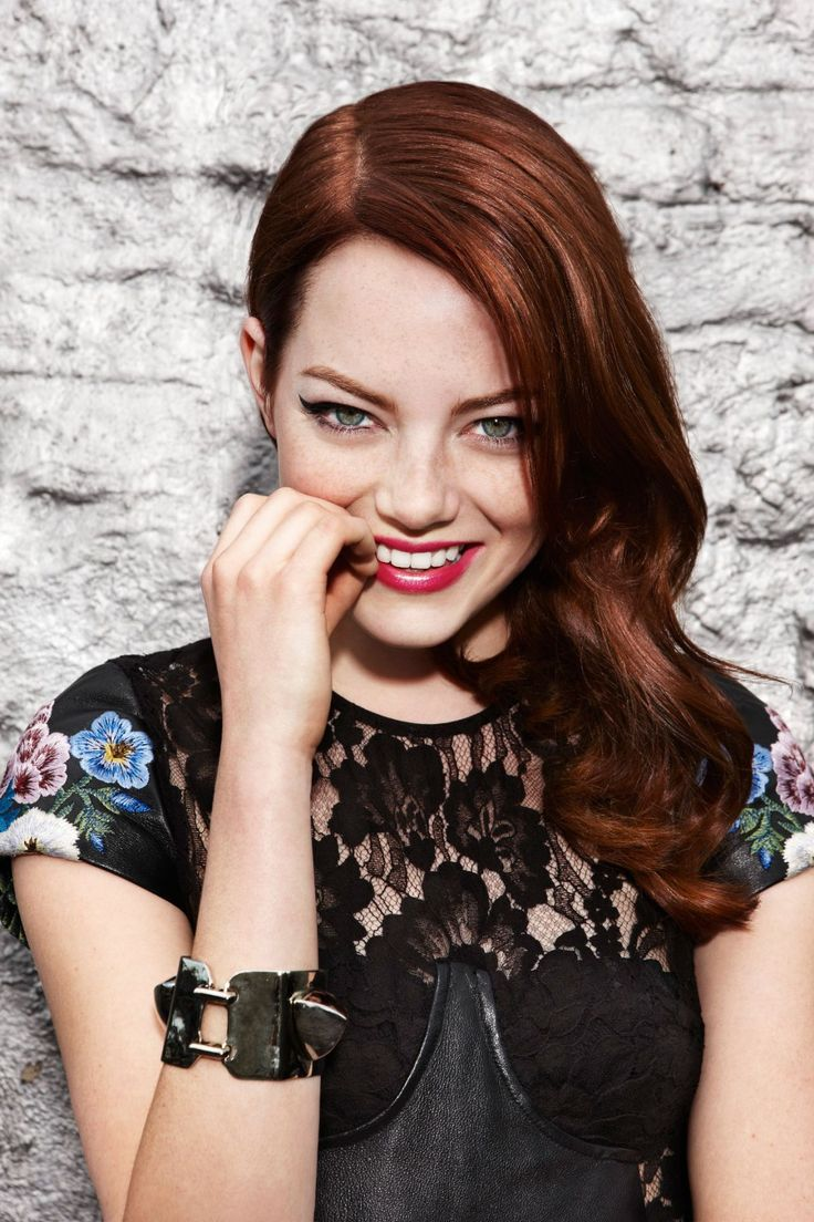 Nice I got Emma Stone You two are the creative couple everyone es to for advice You two are true to yourselves and keep each other grounded