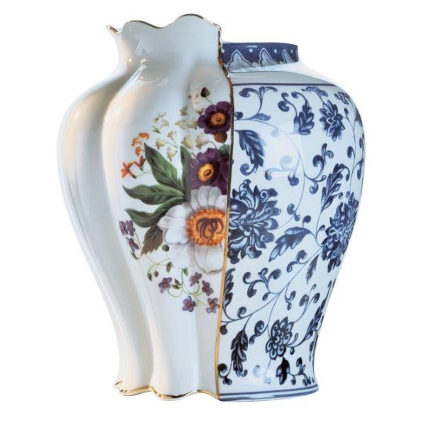 Hybrid-Melania Porcelain Vase design by Seletti