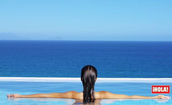 Los mejores ejercicios de abdominales para hacer en la piscina
