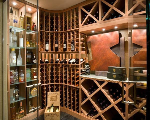 Innovative Wine Cellar Designs makes custom design wine racks and cellars with cooling systems.