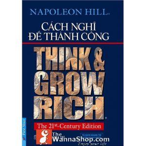 Cách Nghĩ Để Thành Công - Think & Grow Rich | TheWannaShop.com