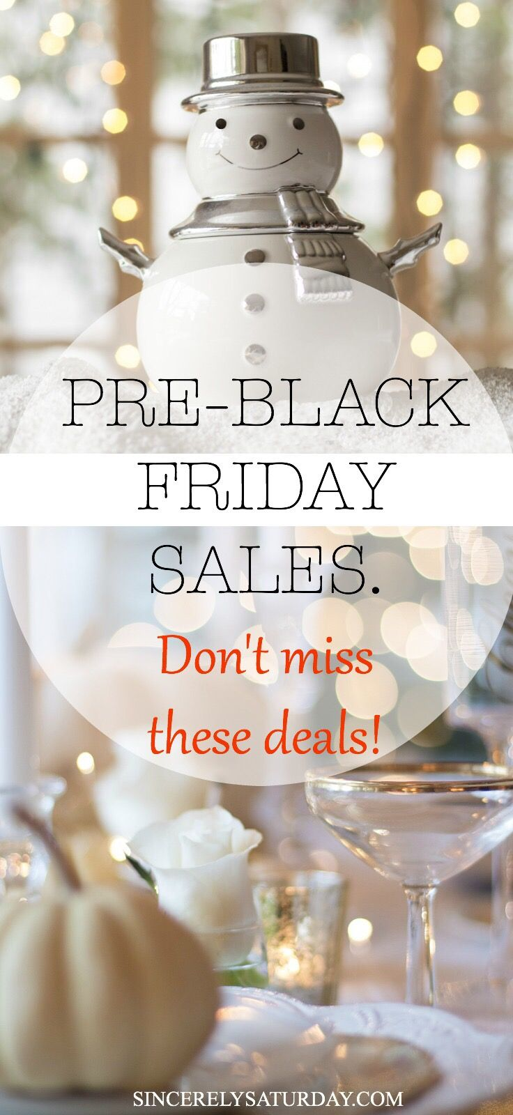 Think all the good deals are next week? Think again. The real practical things are on sale now just in time for Thanksgiving. Don't miss buying new towels for your uncle Marty to destroy! #sale #thanksgiving #blackfirday #deal #deals #good