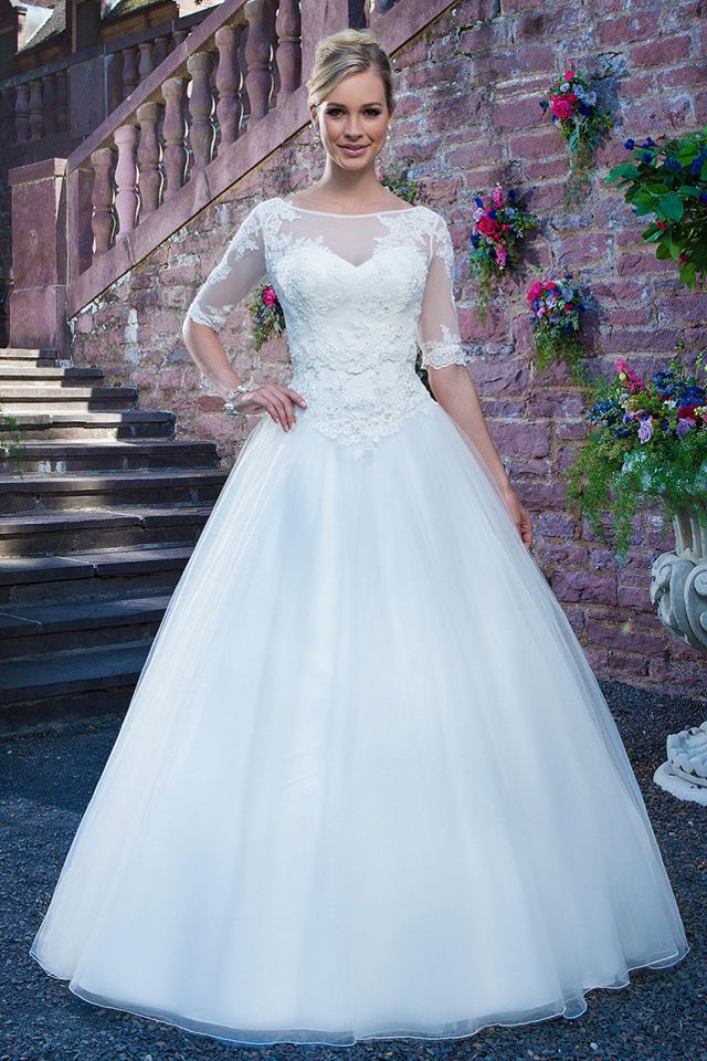 Suknia ślubna Sincerity 3870 2016