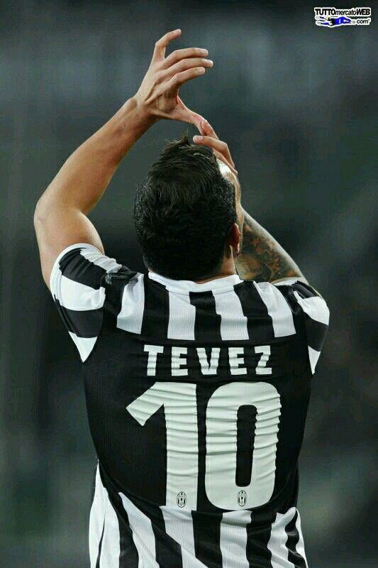 TEVES ES EL ROCK AND ROLL DEL FUTBOLL Juventus vs torino 1-0 carlos teves