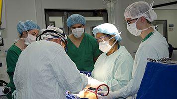 Especialización: Cirugía General | Pontificia Universidad Javeriana