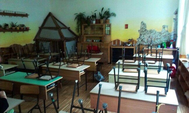 3.grade classroom in KIWI