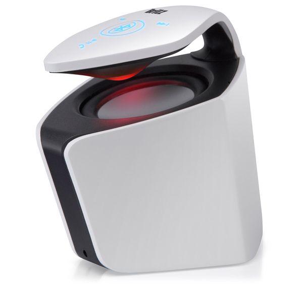 터치 컨트롤·LED 조명 갖춘 감성 디자인 블루투스 스피커 '브리츠 BZ-J2 Blui' - 노트포럼