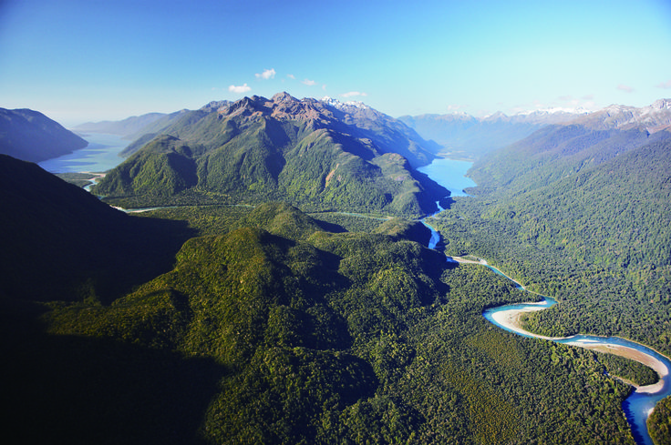 New Zealand - Home to the beautiful Hollyford Track! Capture visitor experience data using the getsmart survey system