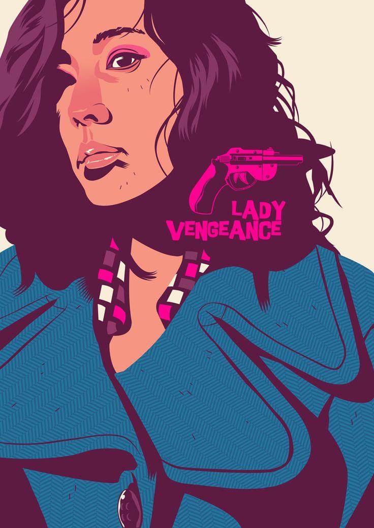 Lady Vengeance / Mike Wrobel