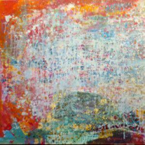 """Summer Shower 4"" by Jody Gibbons"