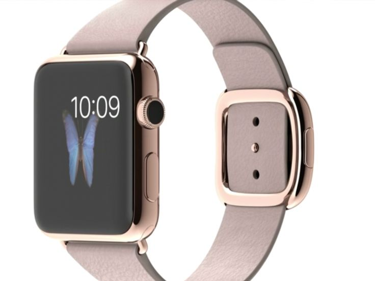 Finally, Apple Released The iWatch Today