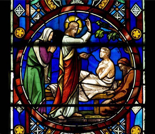 Jesus Raises A Widows Son