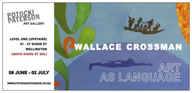 Art As Language by Wallace Crossman