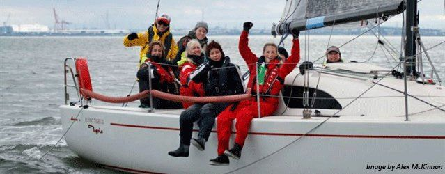 Keelboat Racing - Women and Girls in Sailing - FOX SPORTS PULSE