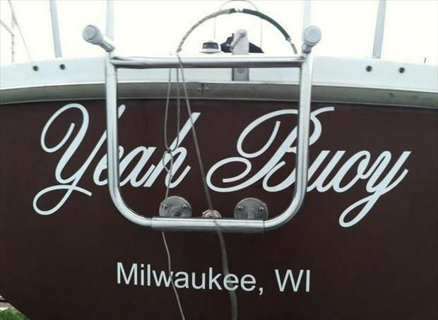 Funny Boat Names That Prove Men Never Really Mature – 25 Pics
