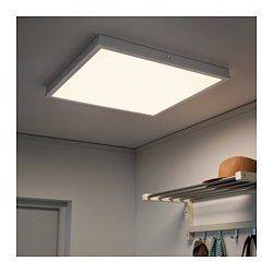 IKEA - FLOALT, LED ljuspanel med trådlös styrning, , Ett idealiskt val när du inte har tillräckligt med naturligt ljus hemma eller på kontoret.Med en smart LED ljuspanel kan du anpassa din belysning efter aktivitet, till exempel ett varmt ljus för middagen och ett starkare, kallare ljus för arbete.Med fjärrkontrollen TRÅDFRI styr du upp till 10 LED ljuspaneler, LED ljuskällor eller LED ljusdörrar som alla beter sig likadant – dimma, släck, tänd och byt från varmt till kallt ljus i 3 steg.