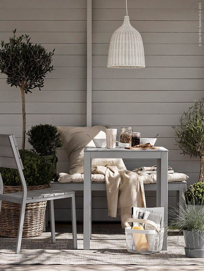 outdoor dining by ikea 84 best Livet