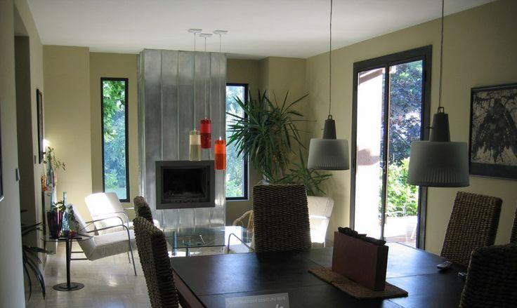 Exemple d'intérieur d'une de nos maisons bois