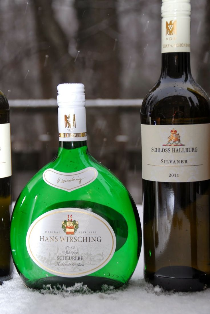 Germany's Lesser Known Varieties: Silvaner and Scheurebe