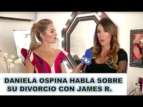 Primera Entrevista de  Daniela Ospina Después de su Divorcio Con James Rodriguez - VER VÍDEO -> http://quehubocolombia.com/primera-entrevista-de-daniela-ospina-despues-de-su-divorcio-con-james-rodriguez    Daniela Opspina Ofrece sui primera entrevista a Caracol Tv. y habla sobre su divorcio con James Rodriguez y sobre su futuro y el de su hija,  sin el futbolista. Créditos de vídeo a Popular on YouTube – Colombia YouTube channel