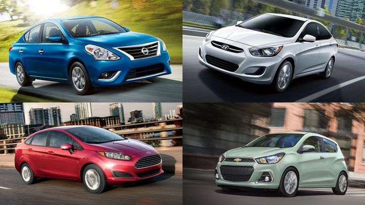 Here Are America's 10 Favorite Cheap Cars