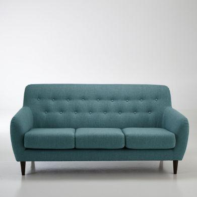 banquette vintage 3 places watford la redoute catalogue meubles d co peinture pinterest. Black Bedroom Furniture Sets. Home Design Ideas
