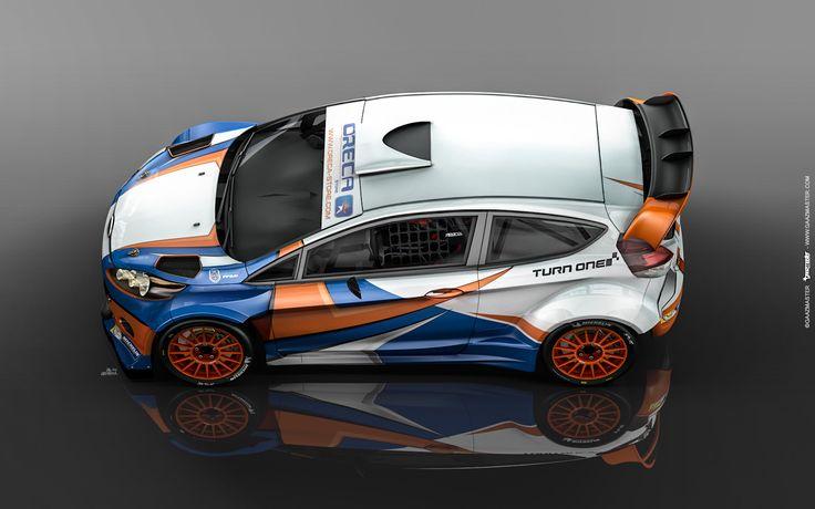 GaazMaster MotorSport - Ford Fiesta R5 – Oreca Team Rallye
