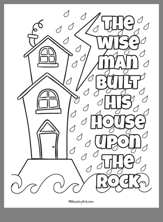 Pin By Musyoki Maweu On Wisdom Sunday School Coloring Sheets