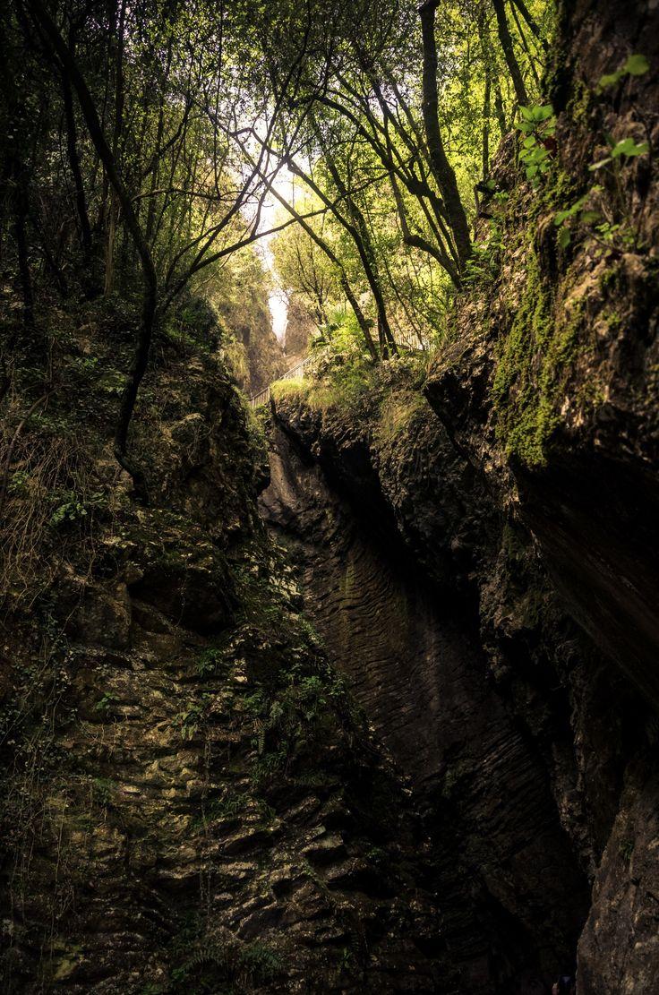 Varone Waterfall & Thomas Mann I by Sergio Pazzano on 500px