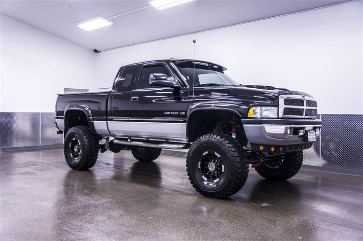 2002 DODGE RAM 2500 SLT 4X4 LIFTED 4X4 W/ONLY For Sale | LiftedTruckz