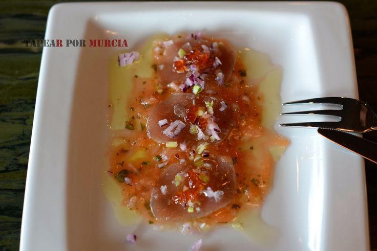 Tapear por Murcia: Restaurante El Sordo, Ricote.