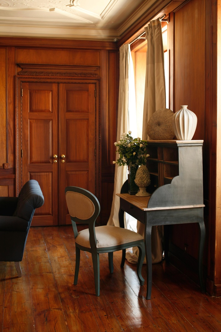 Old Oak Room | www.palacio-ramalhete.com