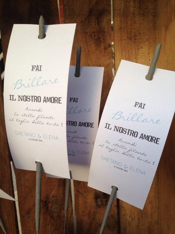 Top Oltre 25 fantastiche idee su Segnaposti matrimonio su Pinterest  MI63