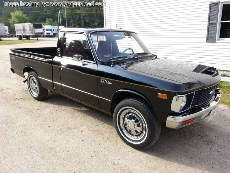 1978 Chevy LUV (Mikado)