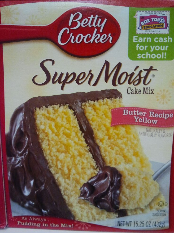 Cake Mixes Exposed