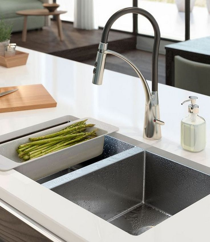les 25 meilleures id es de la cat gorie ikea evier cuisine sur pinterest cuisine gris ikea. Black Bedroom Furniture Sets. Home Design Ideas