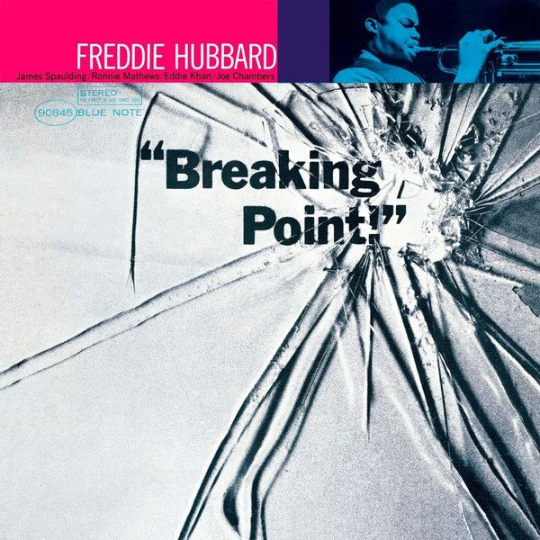 Freddie Hubbard - Breaking Point (Vinyl, LP, Album) at Discogs