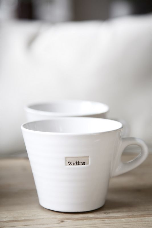 simple ~ beautiful mugs