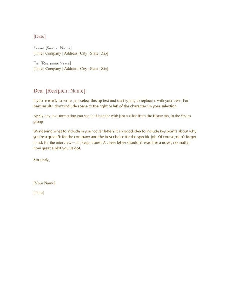 The 25+ best Formal business letter format ideas on Pinterest - company business letter