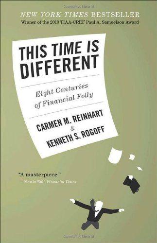 This Time Is Different: Eight Centuries of Financial Folly by Carmen M. Reinhart,http://www.amazon.com/dp/0691152640/ref=cm_sw_r_pi_dp_y5cvsb1AP7ZF1K15