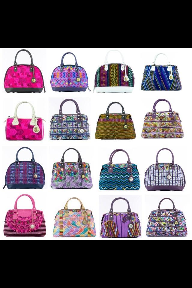 Maria's Bag with Guatemalan desing, very beautiful
