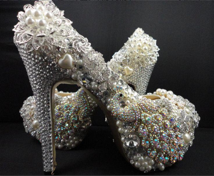 xact bridal shoe