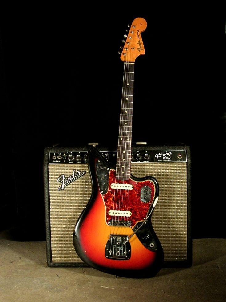 Fender vintage jaguar
