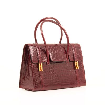 Hermès Drag Croco | CBL Bags