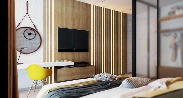 Красивая стена в спальне. 7 интересных идей. Такое личное или даже интимное пространство как спальня, предлагает неограниченный потенциал для выразительного декора. В конце концов, вам решать показывать гостям вашу спальню или нет.