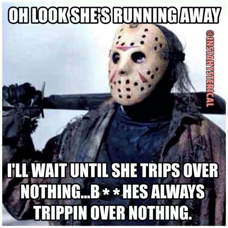 Running Away Funny Meme : Bitches be trippin humour pinterest