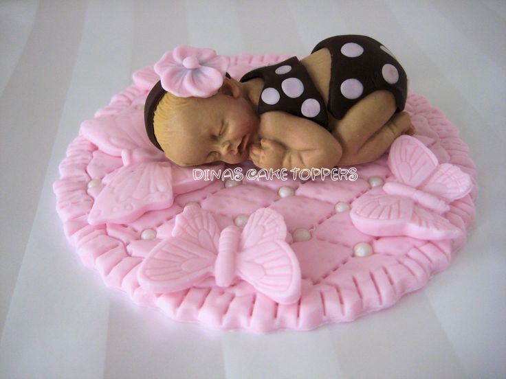 Butterfly Baby Cake Topper Baby Shower 1st door DinasCakeToppers, $25,00