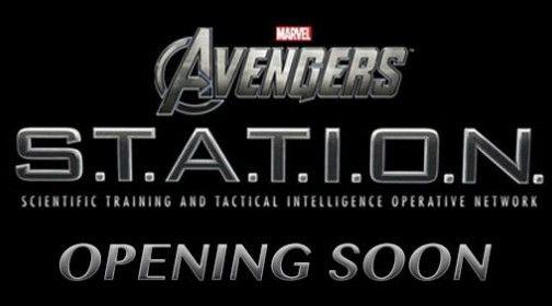 Marvel's Avengers S.T.A.T.I.O.N. at Treasure Island Las Vegas - Treasure Island